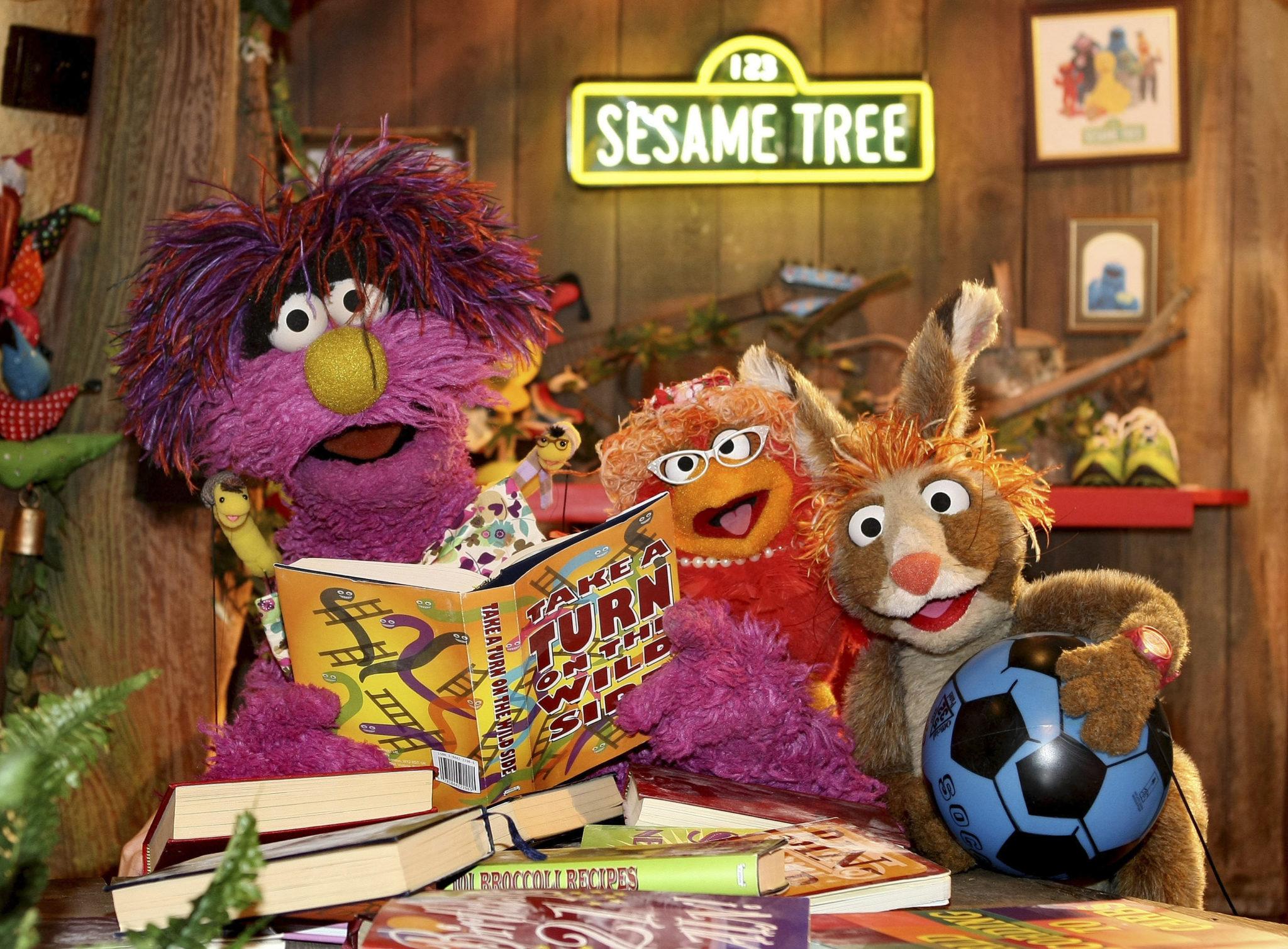 Sesame Tree Series Two Northern Ireland Screen