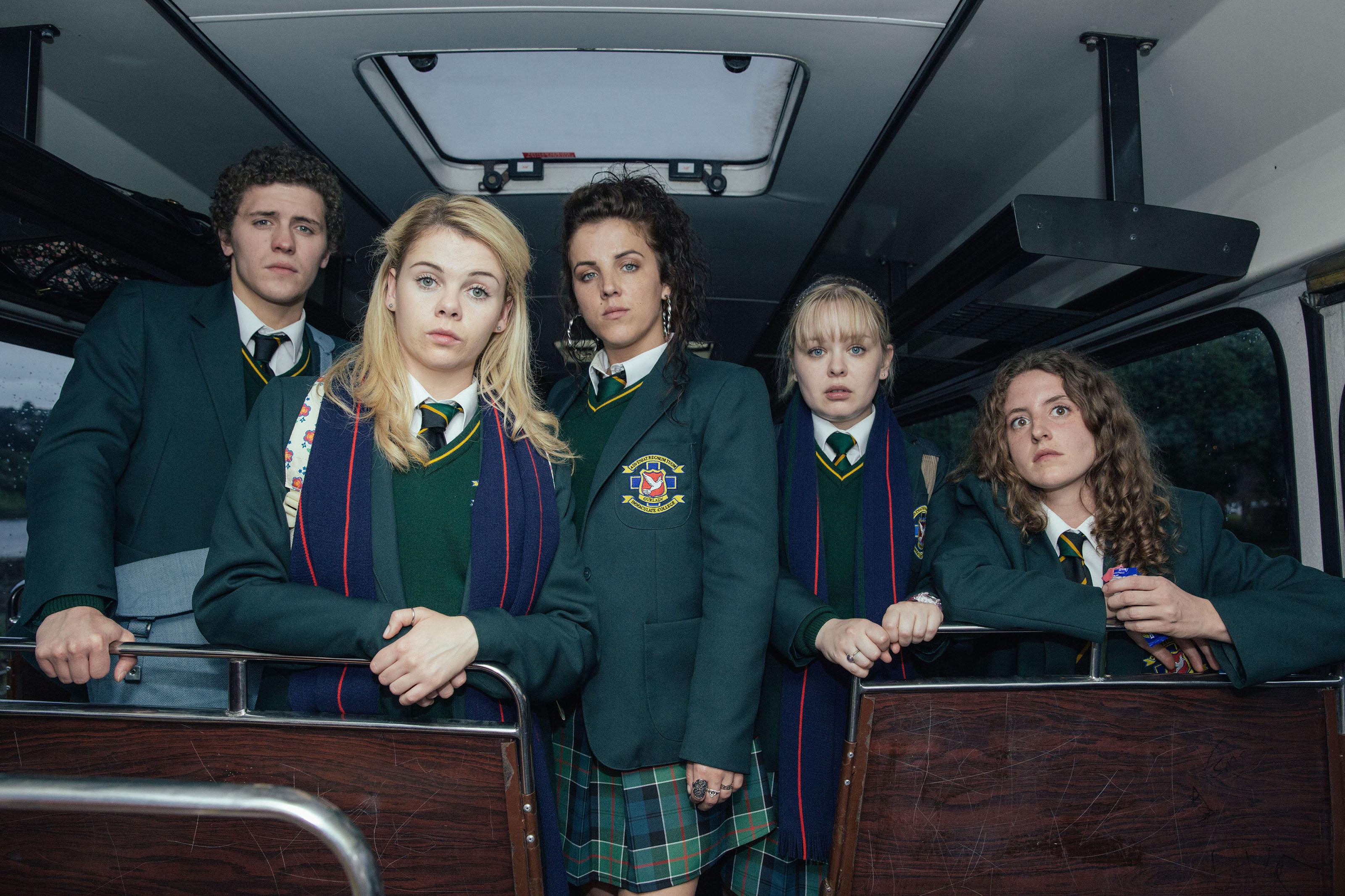 Derry Girls Northern Ireland Screen