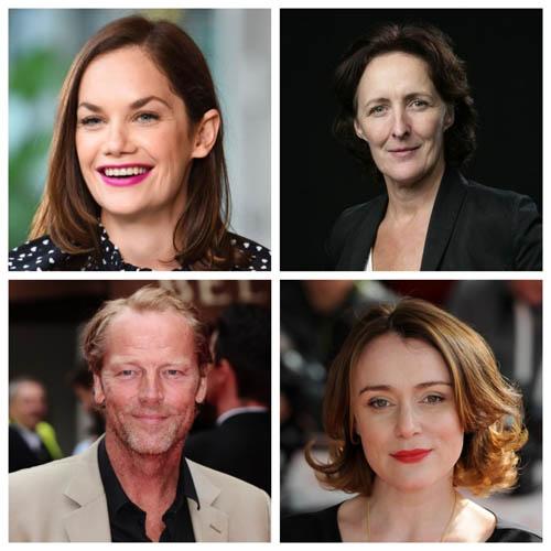 Star cast join Ruth Wilson BBC Drama 'Mrs Wilson' - Northern
