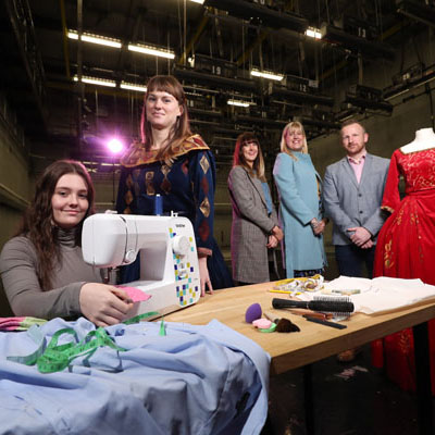 Belfast Harbour Supports Screen Industry Skills Development With Launch Of Creative Academy Northern Ireland Screen
